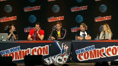 Panel Comic Con New York
