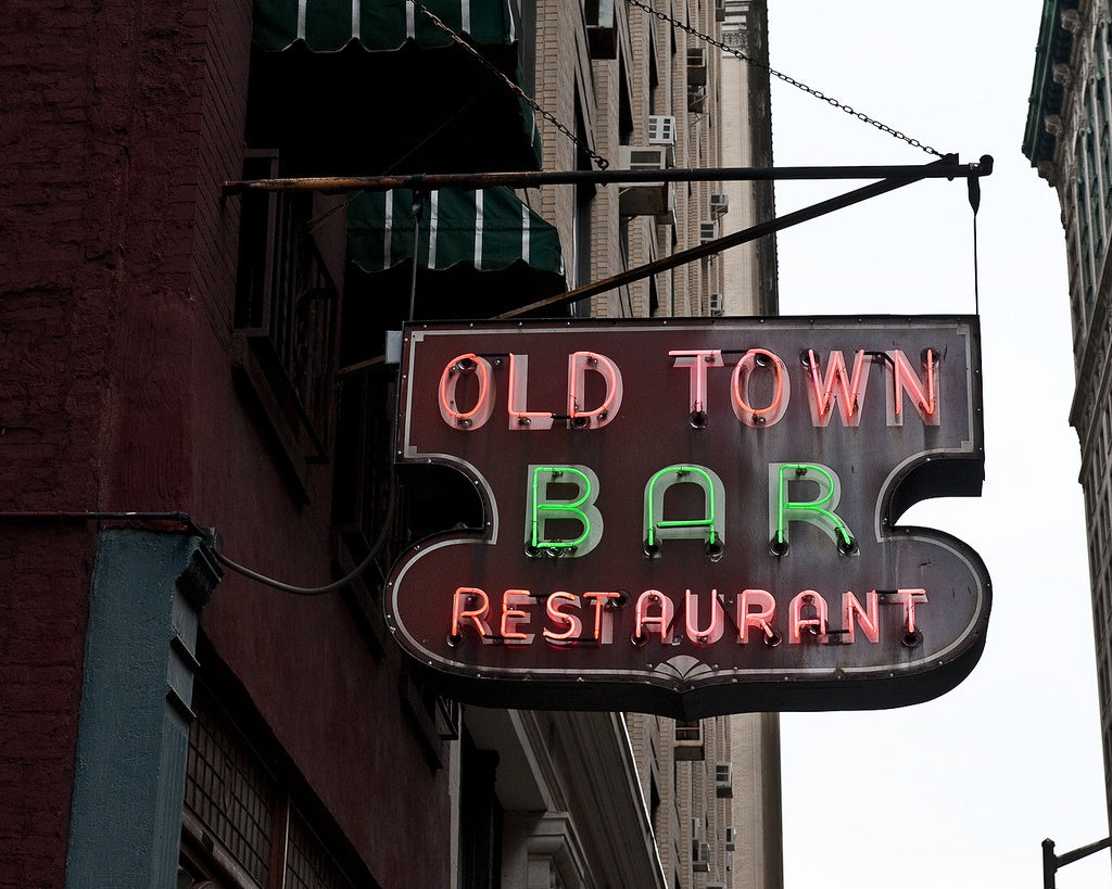 Old Town Bar