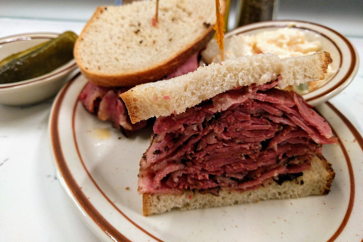 Pastrami Queen a new york