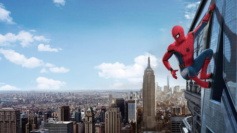 Spiderman e New York