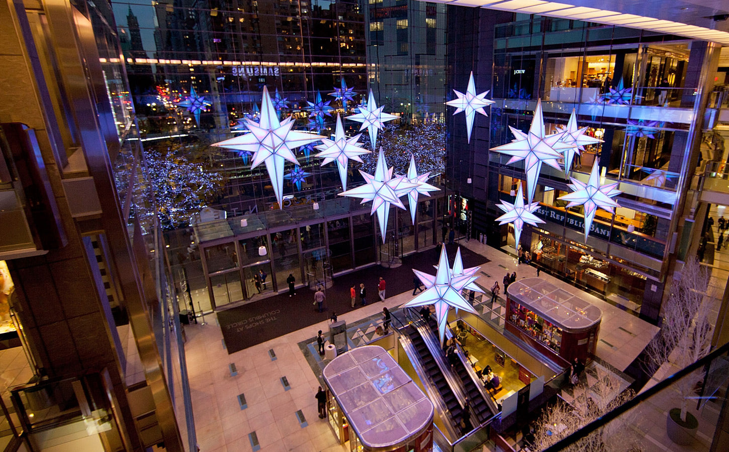 Stars Time Warner Center