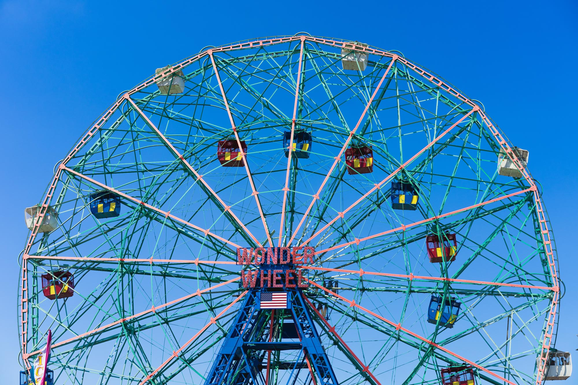 Wonder Wheel del Luna Park