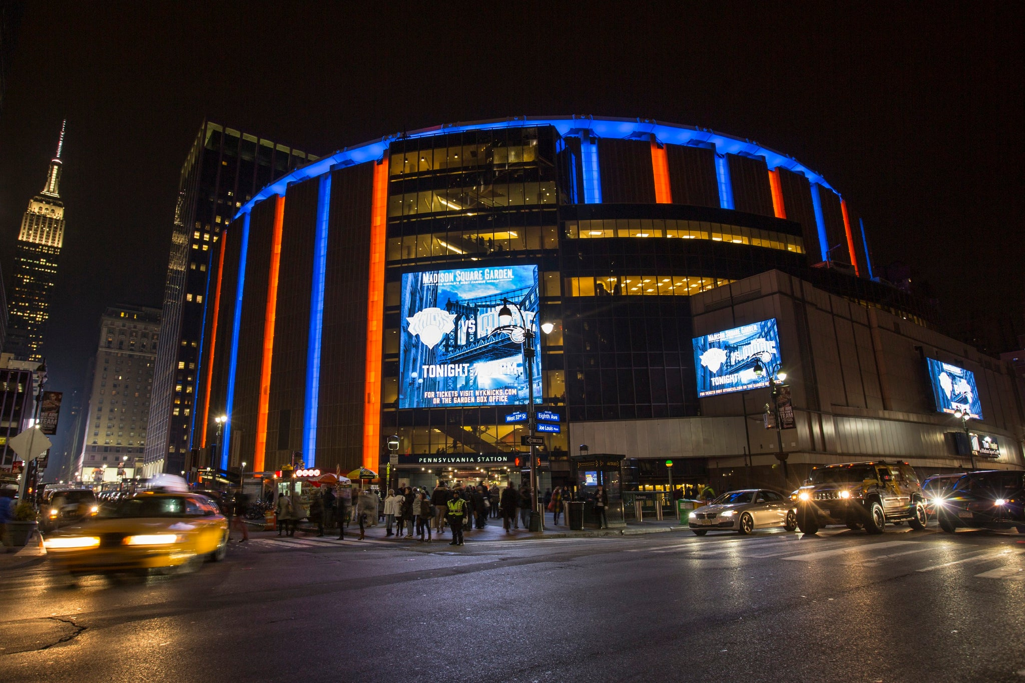 Il Madison Square Garden
