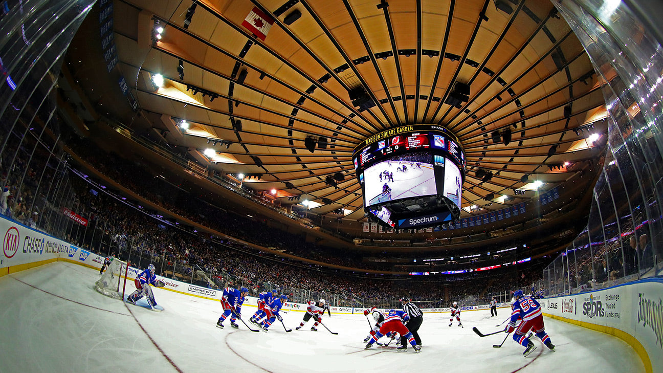 madison square garden partita