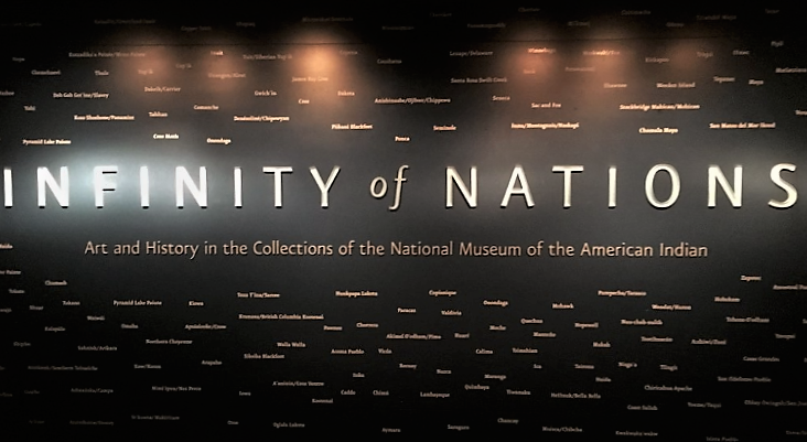Infinity of Nations museum of american indian