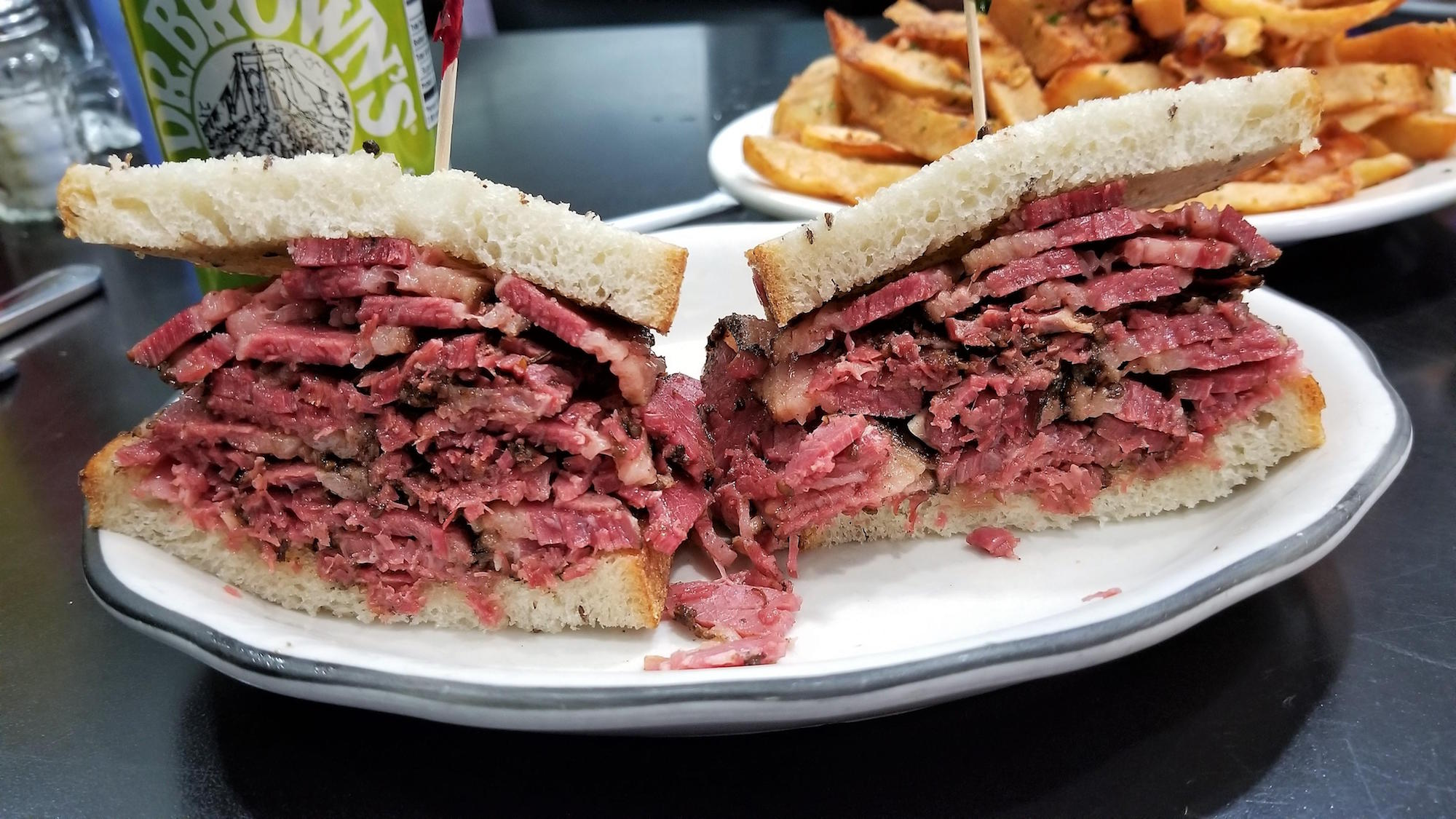 Pastrami kosher a New York