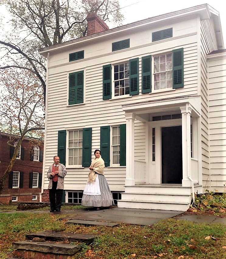 Historic Richmond Town di Staten Island