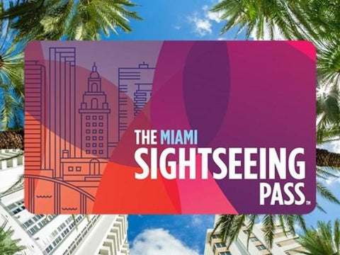 ABBONAMENTO BAMBINO (3-12)-The Sightseeing Flex Pass Miami