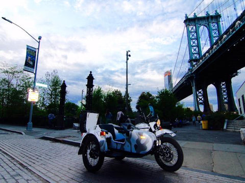 TOUR - SideCar Experience