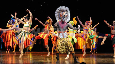 MUSICAL BROADWAY - Il Re Leone