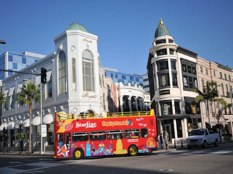 Tour Hop on Hop off Los Angeles 24h- 72h