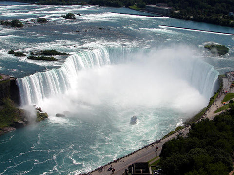 ESCURSIONE - Niagara, Washington, Philadelphia e contea Amish (3 notti)