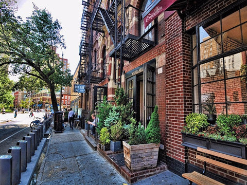 TOUR - Alla scoperta di Manhattan (Greenwich Village, Wall Street)