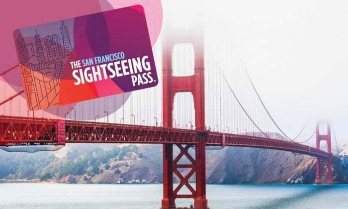 ABBONAMENTO-The Sightseeing Flex Pass San Francisco Bambino 3-12 Anni