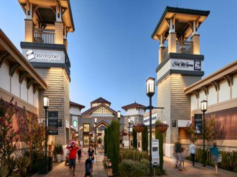 ESCURSIONE- Premium Outlet Shopping San Francisco