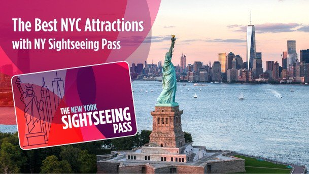 ABBONAMENTO NEW YORK-The Sightseeing Flex Pass Bambini 03-11 Anni