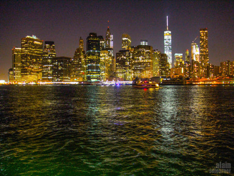 Notte in Limousine per New York