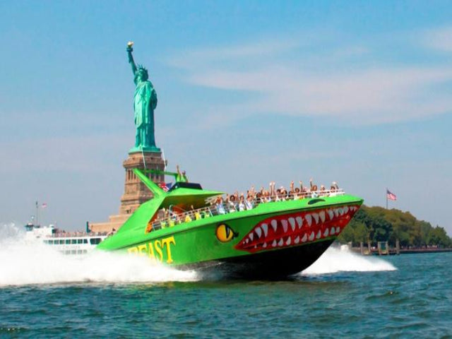 The Beast speedboat NYC