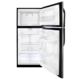 Frigidaire FFHT2126LM, Top Freezer20.6 Cubic Ft Refrigerator, Silver Mist