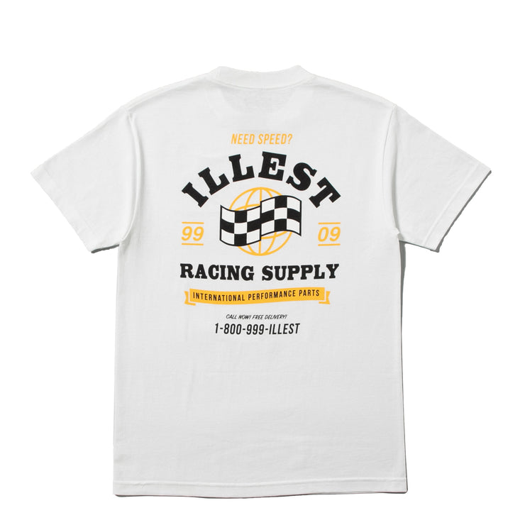 ILLEST RACING SUPPLY TEE