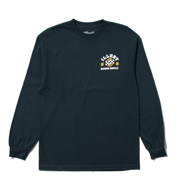 ILLEST RACING SUPPLY LS TEE