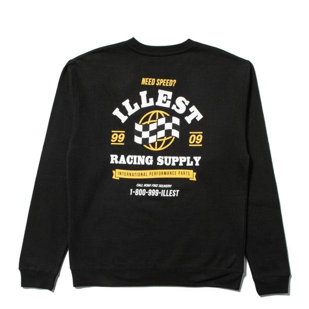 ILLEST RACING SUPPLY CREW