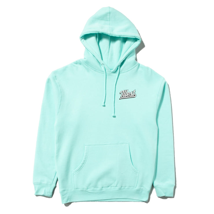 ILLEST BADGE HOODY