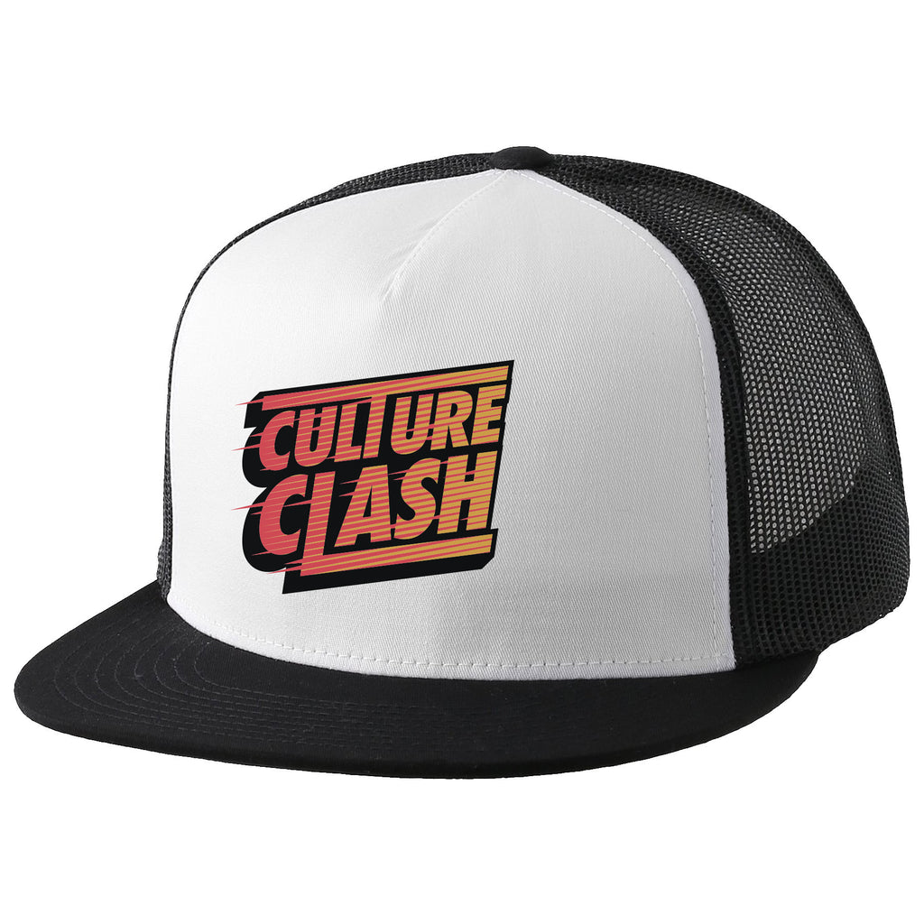 CULTURE CLASH VERSUS TRUCKER CAP