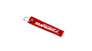 SUPERILL FLIGHT TAG - RED