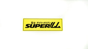 SUPERILL STICKER - YELLOW