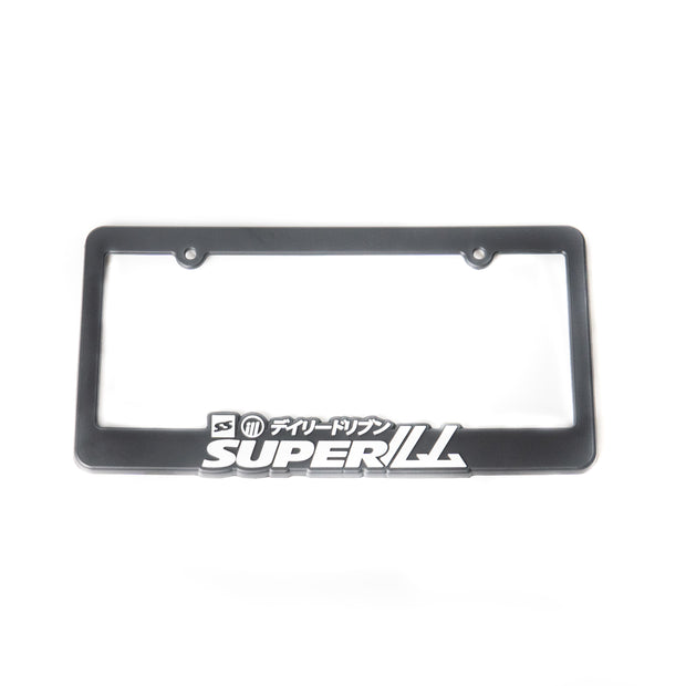 SUPERILL PLATE FRAME
