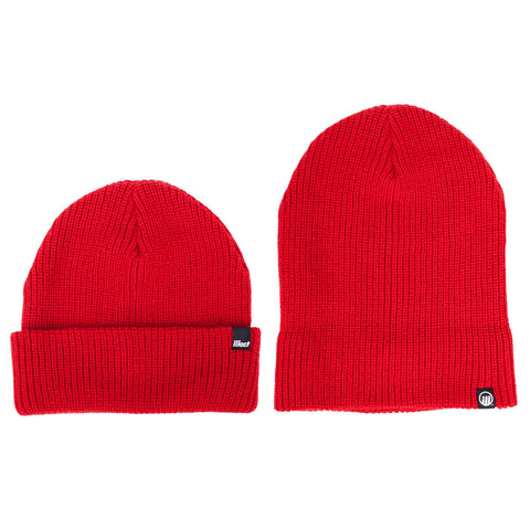 OPTION BEANIE - RED