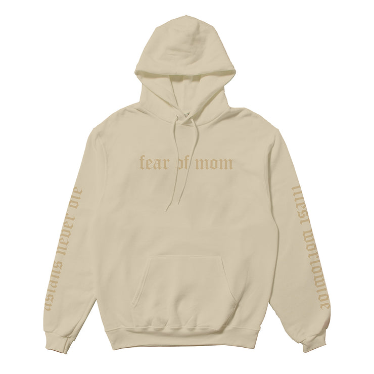 FEAR OF MOM GRAPHIC HOODIE