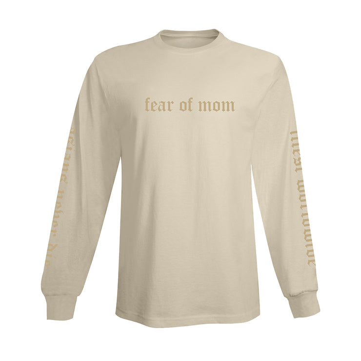 FEAR OF MOM GRAPHIC LONGSLEEVE