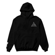 TC TRIANGLE BADGE HOODY