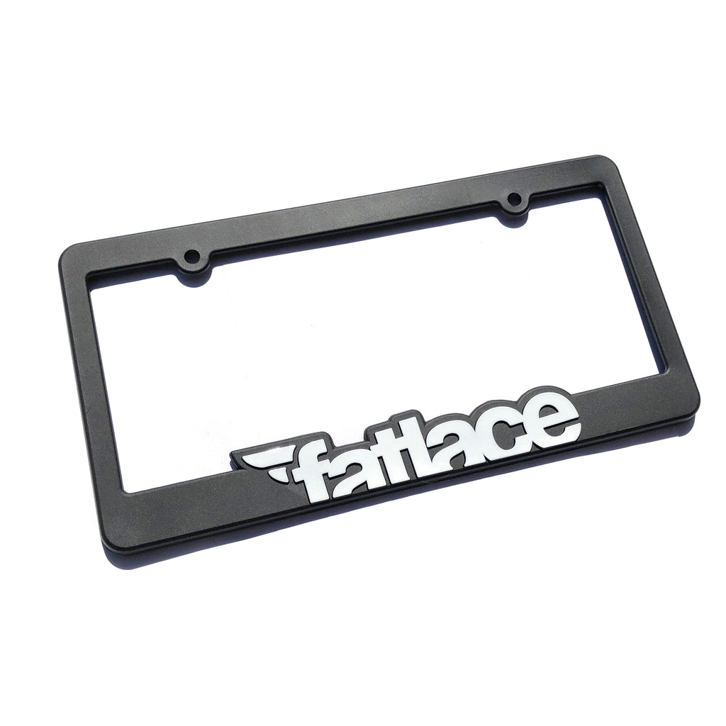 FATLACE PLATE FRAME