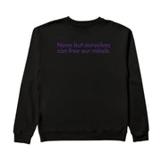Legends Never Die Long Sleeve Fleece Crew