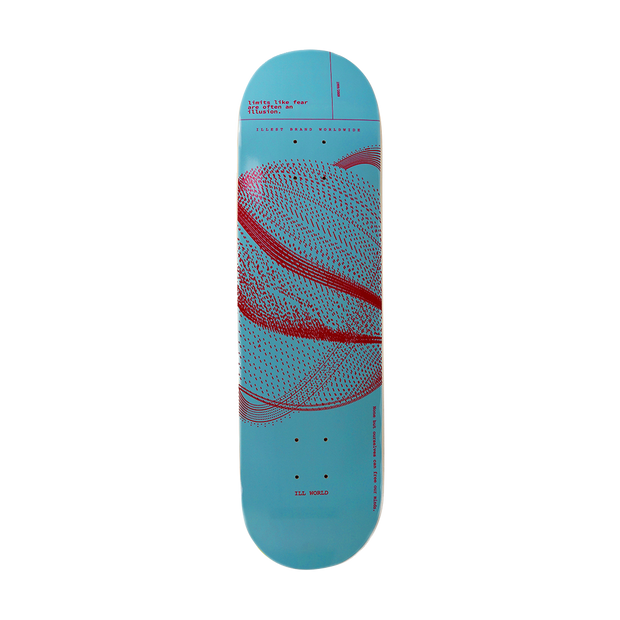 WORLDWIDE SKATE DECK