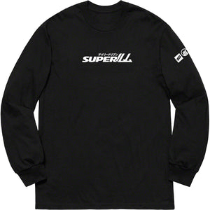 SUPERILL CREW NECK - BLACK