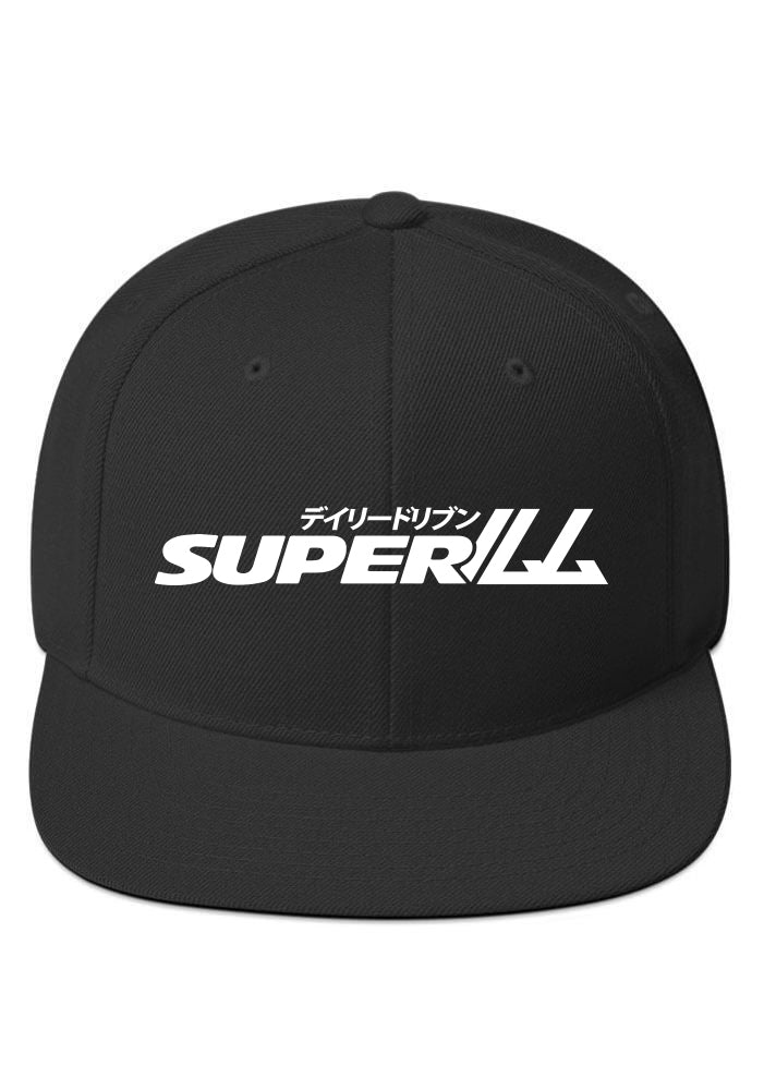 SUPERILL SNAPBACK CAP