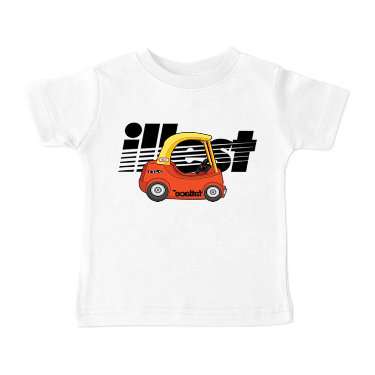 Toddler Short Sleeve Tee - Grocery Runner