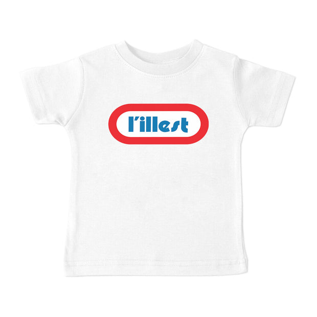 Toddler Short Sleeve Tee - l'illest