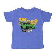 Baby Jersey Short Sleeve Tee - Quarter Machine