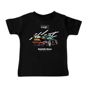 Toddler Short Sleeve Tee - RWB