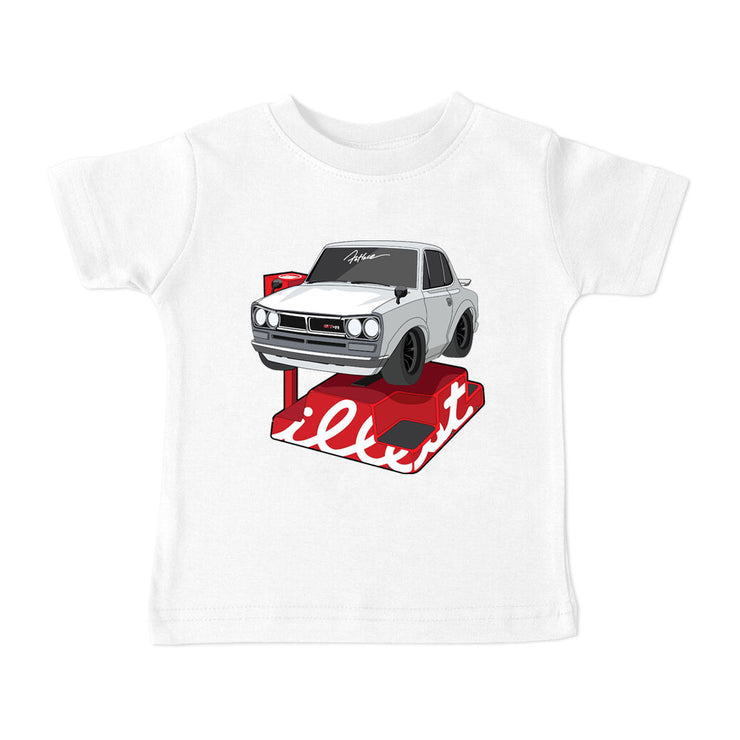Baby Jersey Short Sleeve Tee - Small beginnings