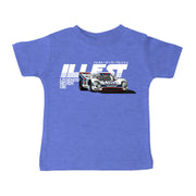 Toddler Shortsleeve Tee - Illest Legends White