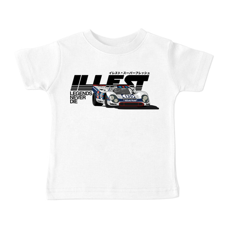 Toddler Shortsleeve Tee - Illest Legends Black