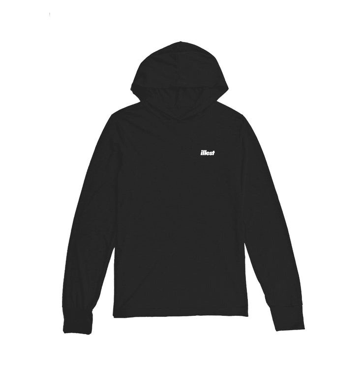 LONG SLEEVE HOODED