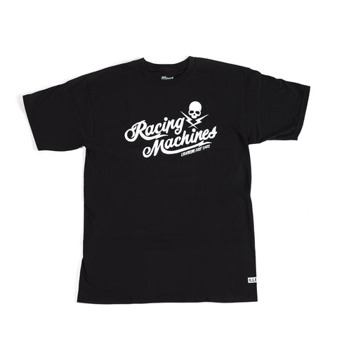 ILLEST RACING MACHINES TEE - BLACK