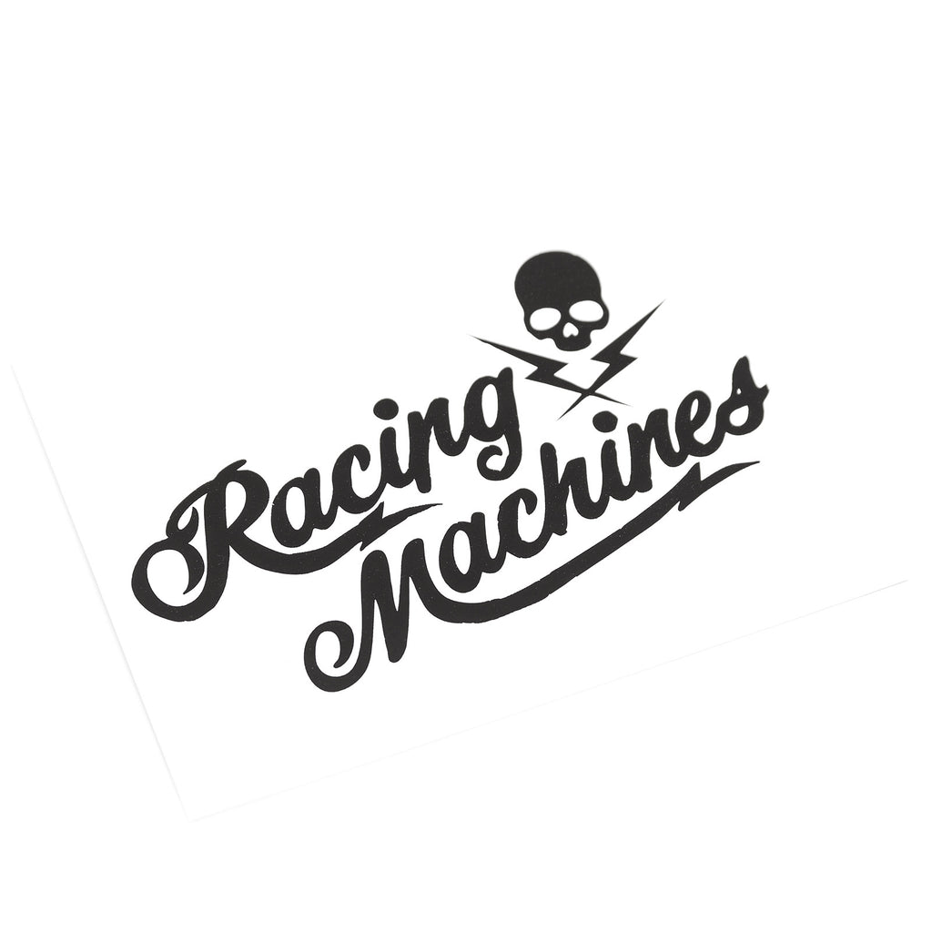 RACING MACHINES STICKER